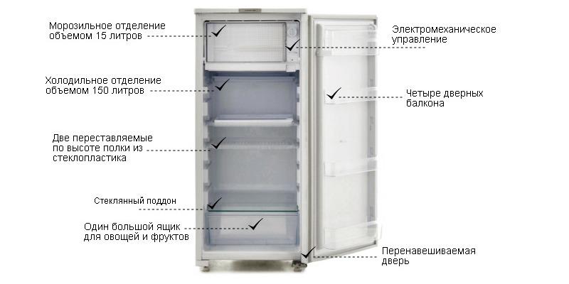 холодильник саратов 1614 м инструкция - фото 5